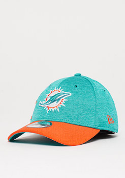 New Era 39Thirty NFL Miami Dolphins Home Sideline otc