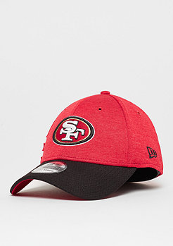 New Era 39Thirty NFL San Francisco 49ers Home Sideline otc