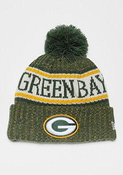 New Era NFL Green Bay Packers Bobble Sideline Knit Home otc