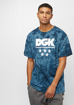 DGK All Star blue crystal wash