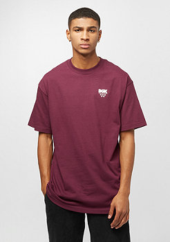 DGK All Star Mini Logo burgundy