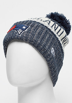 New Era NFL New England Patriots Bobble Sideline Knit Home otc