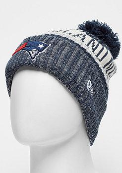 New Era NFL New England Patriots Bobble Sideline Knit Home otc
