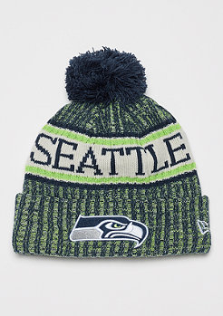 New Era NFL Seattle Seahawks Bobble Sideline Knit Home otc