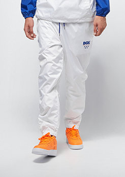 DGK Boardwalk Swishy Pants white