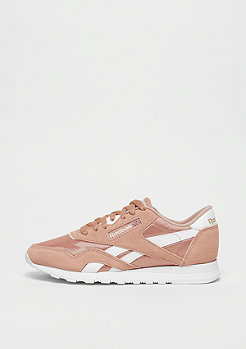 Reebok Classic Leather Nylon SF-bare brown/white