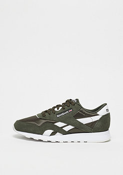 Reebok Classic Leather Nylon SF-dark cypress/white
