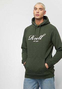 Reell Logo deep green