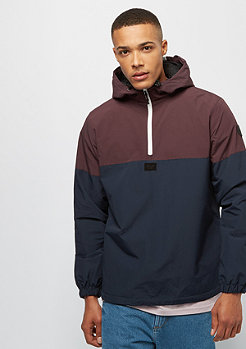 Reell Anorak cardinal red/navy