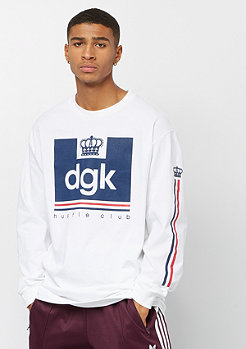 DGK Hustle Club white