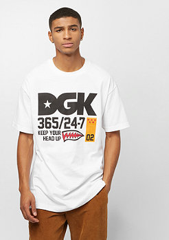 DGK Heads Up white