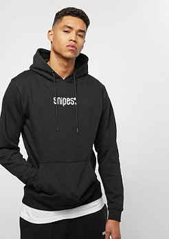 SNIPES Small Basic Logo black/white