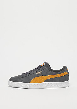 Puma Suede Classic iron gate-buck thorn brown-puma white