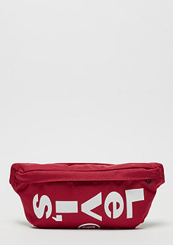 Levis Banana Sling brilliant red