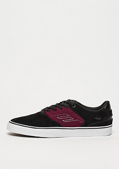 Emerica The Reynolds Low Vulc black berry