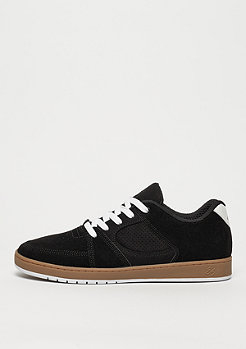 éS Accel Slim black gum white