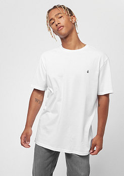 Volcom Stone Blank Bsc SS white