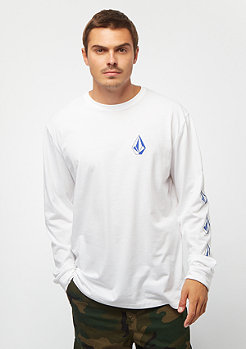 Volcom Deadly Stone Bsc LS white