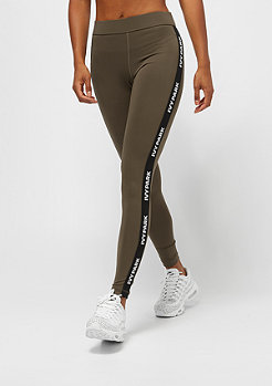 IVY PARK Active Logo Elastic Leggings crocodile