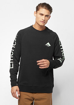 Emerica Tri Pure Crewneck black