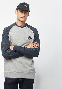 Emerica Tri Pure Crewneck grey navy