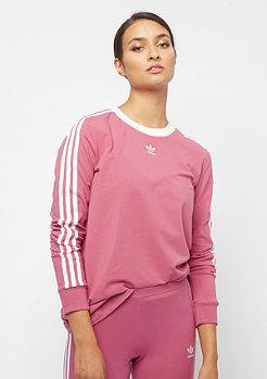 adidas 3 Stripes trace maroon
