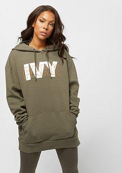 IVY PARK Layer Logo Oh Hoodie crocodile