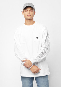Emerica Team Pocket LS white