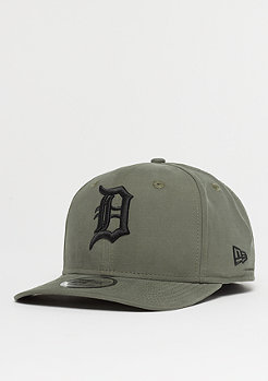 New Era PC9Fifty MLB Detroit Tigers Light Nylon new olive/black