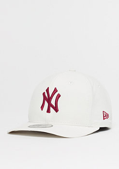 New Era PC9Fifty MLB New York Yankees Light Nylon off white/cardinal