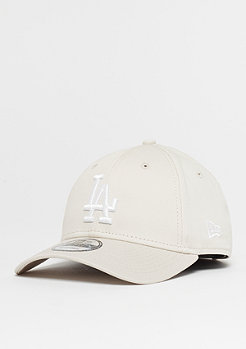 New Era 9Forty MLB Los Angeles Dodgergs League off white/off white