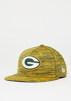 New Era 59Fifty NFL Green Bay Packers Engineered yellow/black