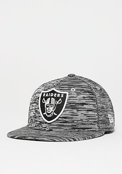 New Era 59Fifty NFL Oakland Raiders Engineered gray/black