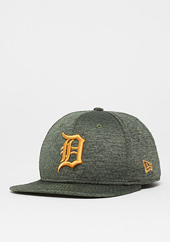 New Era 9Fifty MLB Detroit Tigers Dryswitch Jersey nw olv/buttersq