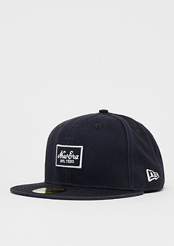 New Era 59Fifty NE Script Pack navy