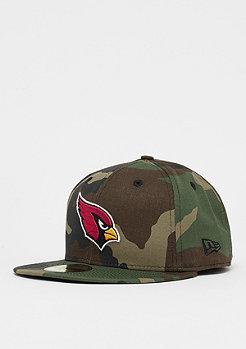New Era 59Fifty NFL Arizona Cardinals Essential Camo woodland camo