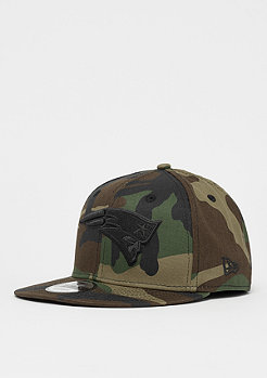 New Era 9Fifty NFL New England Patriots Camo Color woodland camo