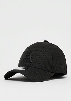 New Era 39Thirty MLB Los Angeles Dodgers Diamond black/black
