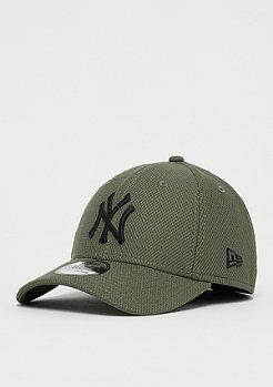 New Era 39Thirty MLB New York Yankees Diamond olive/black