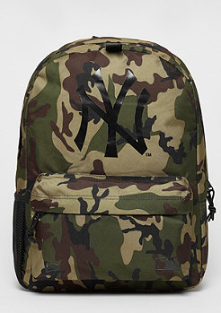 New Era MLB New York Yankees Stadium Pack  woodland camo/black