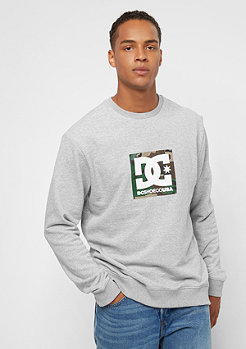 DC Camo Boxing grey heather