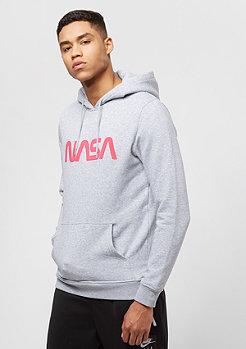 Mister Tee NASA Worm Logo grey