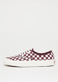 VANS Authentic (Checkerboard) port royale/marshmallow