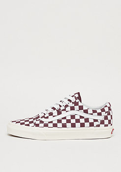 VANS Old Skool (Checkerboard) port royale/marshmallow
