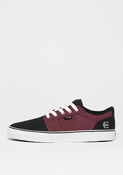 Etnies Barge LS black/white/burgundy