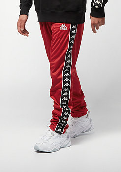 Kappa Fairfax red dk/black/white
