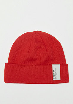 adidas NMD Beanie lush red/off white