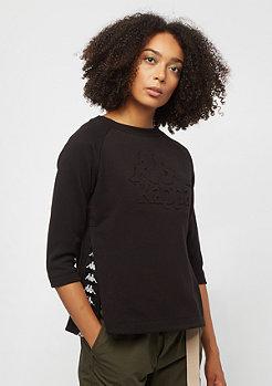 Kappa Allap black/white