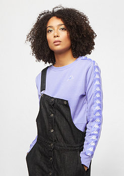 Kappa Banda Amay violet/white