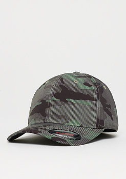 Flexfit Camo Stripe Cap green camo
